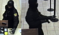 Police say the robber pointed a gun at employees and demanded cash.(Dallas Police Department)
