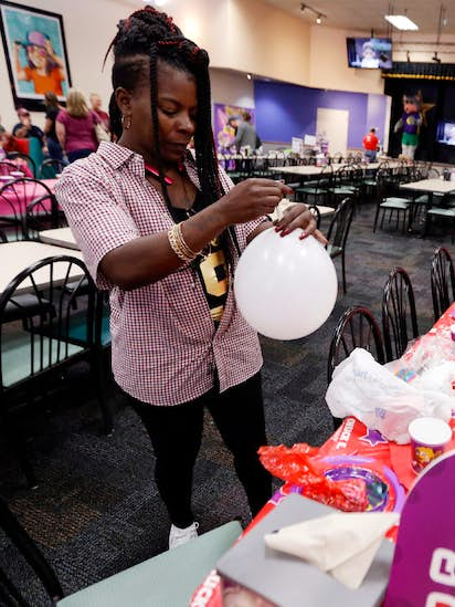 3d4e7c52 A better mousetrap: Chuck E. Cheese's looks to lure next generation with  dance floor, updated menu