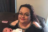 Nita Negrete, 37, is the youngest flu victim in Dallas County this season.(GoFundMe.com)