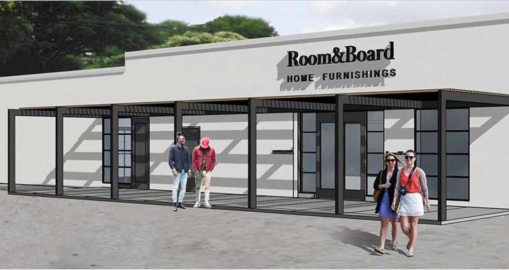 Room and Board\'s first Dallas store to open this spring in Knox ...