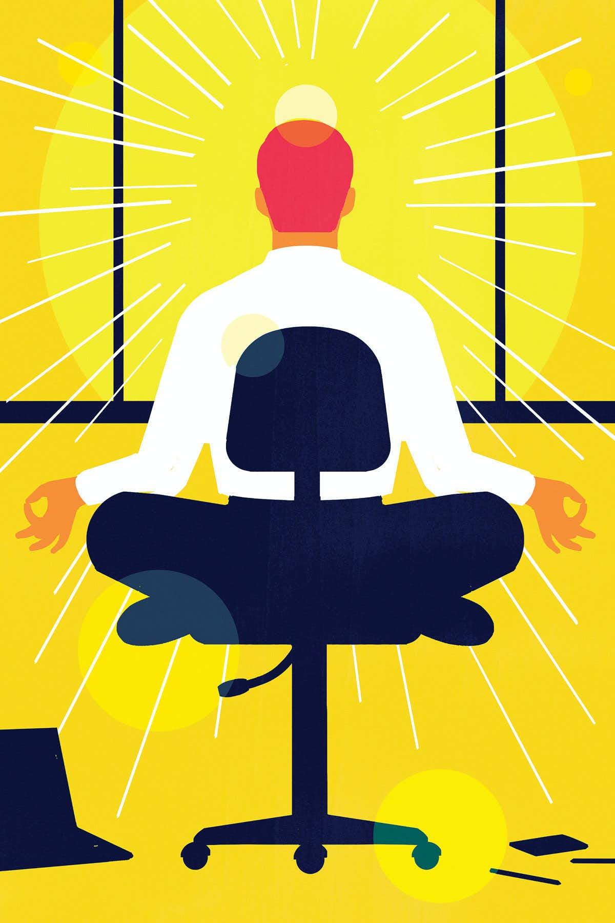 'Mindfulness' is just commercialized corporate-speak for Buddhist-inspired self-help training
