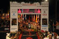"<p>Tom Hulsey completes the <span style=""font-size: 1em; background-color: transparent;"">Ironman World Championship in Kona, Hawaii.</span></p>(Courtesy of Tom Hulsey)"