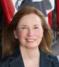 Jan McDowell candidate photo.     Democrat for U.S. House, District 24(candidate photo)