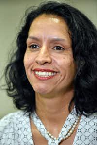 Liz Cedillo-Pereira(Ben Torres/Special Contributor)