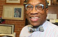 John Wiley Price (Irwin Thompson/Staff Photographer)
