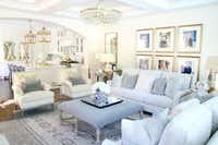 Luxury needs to work with your life, says Emily Sheehan Hewett, who often opts for durable fabrics and furniture covers that can be removed and washed.(Randi Garrett Design)
