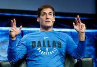 Dallas Mavericks owner Mark Cuban (David Woo/The Dallas Morning News)(David Woo/Staff Photographer)