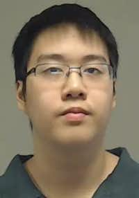 Brandon Tran(Collin County Sheriff's Office)