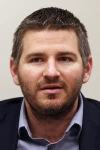Opportunity Dallas' executive director Mike Koprowski(2015 File Photo/Vernon Bryant)