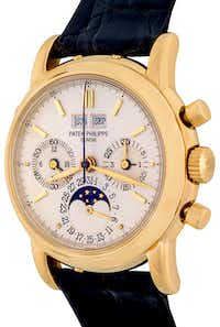 Patek Philippe Perpetual Calendar Chronograph(Wingate's Quality Watches)