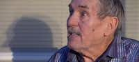 """Allan Huddleston, whose truck was stolen last week in Richland Hills, fought the thief and would do it again if he had to. """"You're damn right I would,"""" he told NBC5.(KXAS-TV (Channel 5))"""