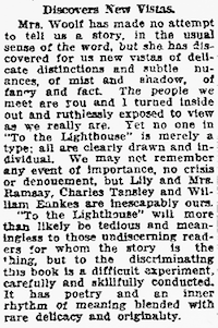 May 22, 1927, article from <i>The Dallas Morning News</i>