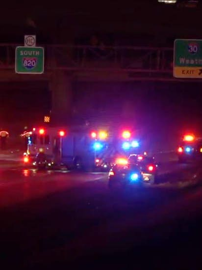 Man killed by suspected drunk driver in Fort Worth wrong-way crash