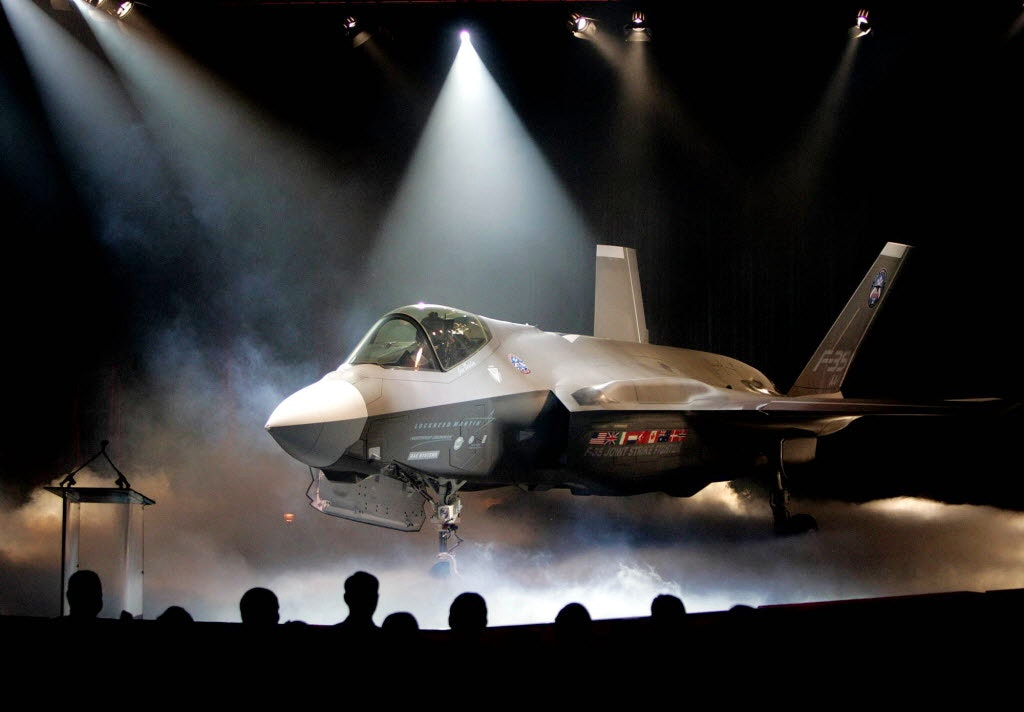 Lockheed Martin Expects Profits To Soar From Fort Worth Made F 35s