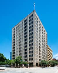 The Petroleum Building in downtown Fort Worth was purchased by Sundance Square.(JLL)