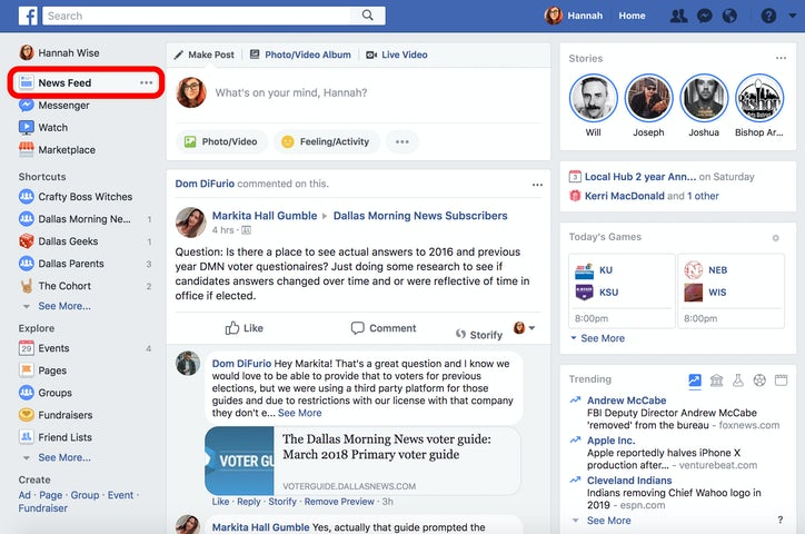 Facebook Is Changing News Feed Here S How To Make Sure You Still