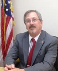 Wes Ritchey will take over as chair of the Texas Juvenile Justice Department. Ritchey, a judge in Dallam County, has served on the board since January 2017.(Dallam County)
