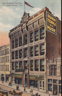 "The Bush Temple of Music, where the ""trial"" took place.(Flickr.com)"