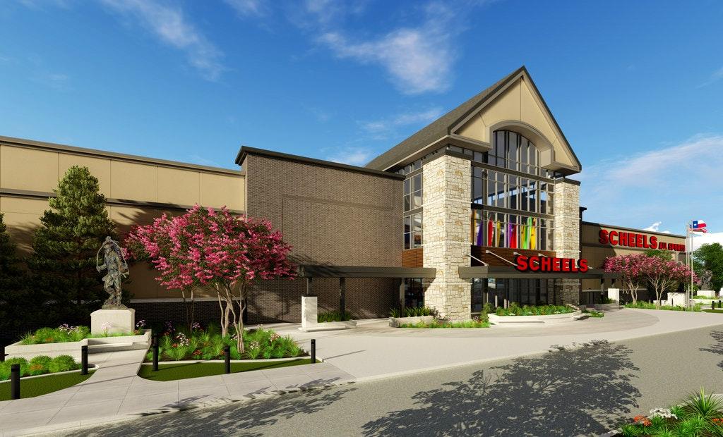 Supersized Sporting Goods Store Scheels To Join Nebraska Furniture