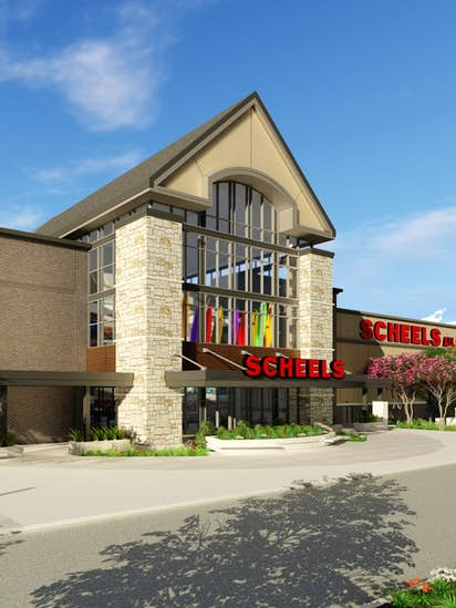 2dceb3a8f36 Supersized sporting goods store Scheels to join Nebraska Furniture Mart in  The Colony