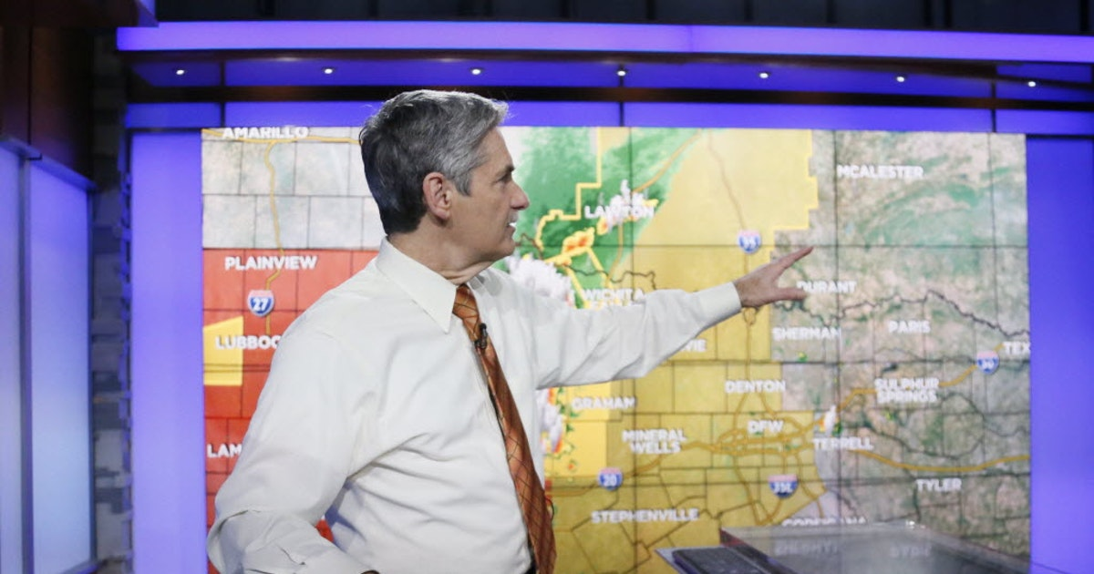 After 42 years of weather forecasts, NBC5's David Finfrock to step