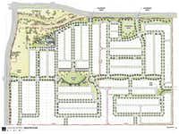 The first phase of the development will be over 300 homes.(Wilbow Corp.)