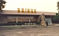 This photo shows how Brinks looked back in the 1960s.(cosmicool.com)