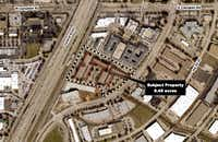 Hunt Cos. apartment project is planned between U.S. 75 and Greenville Avenue.(City of Richardson)