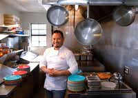 Fino Rodriguez decided his restaurant, Taquero, should be in West Dallas after checking out the $12,000-a-month rents along Lemmon Avenue north of downtown. He's part of a gentrification movement called gentefication.<br>(David Woo/Staff Photographer)