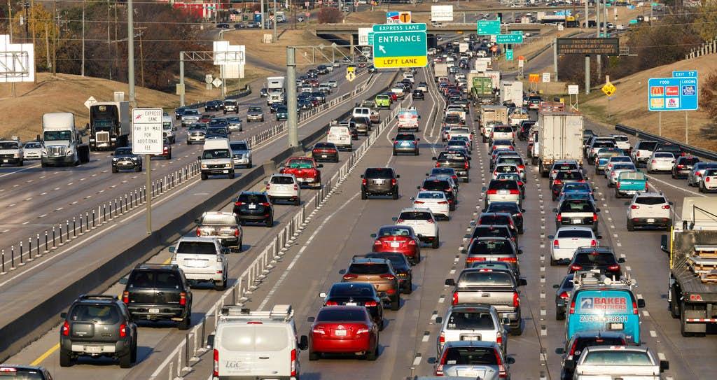 Image result for dallas traffic