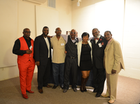 "<p><span style=""background-color: rgba(230, 93, 80, 0.2);"">Johnnie Lindsey, far right, stands next to Billy Smith and Joyce King. Others pictured, from left</span><span style=""background-color: transparent; font-size: 1em;"">: Charles Chatman, Christopher Scott, Johnny Pinchback, Thomas McGowan.</span></p>(Joyce King)"