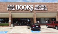 Half Price Books opened in Arlington's Lincoln Square in 1998. The store is closing March 11, 2018. There's another Half Price Books in Arlington on South Cooper that has been open even longer, since 1983. It isn't closing.(Half Price Books)