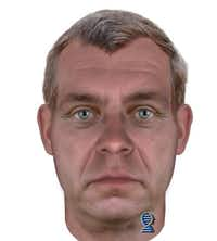 An image of what the 65-year-old version of Julie Fuller's killer might look like.(Fort Worth Police Department)