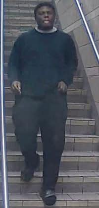 Authorities are looking for this man.(DART Police Department)