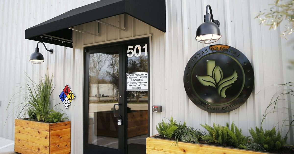 Texas' first cannabis dispensary has opened near Austin, but don't