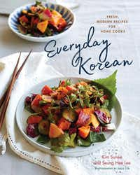 EVERYDAY KOREAN by Kim Sunee and Seung Hee Lee(The Countryman Press)