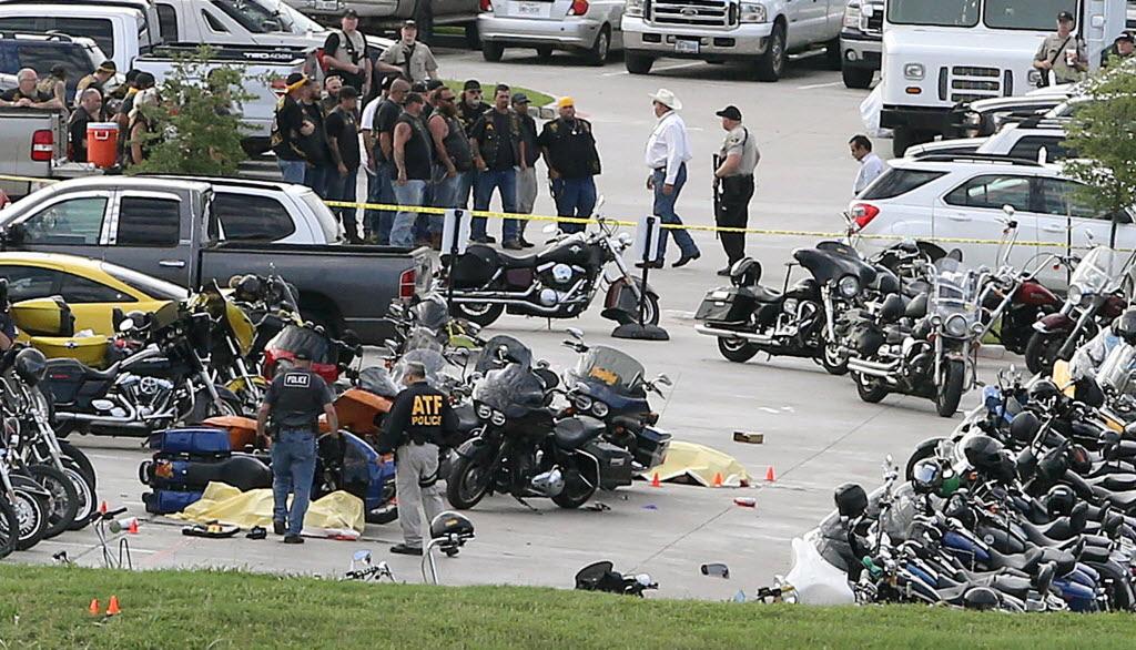 Texas DA dismisses 13 cases against bikers in Twin Peaks