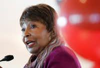 "<p>U.S. Rep. Eddie Bernice Johnson, D-Dallas, says most ""<span style=""font-size: 1em; background-color: transparent;"">Americans support an increase in the gas tax, so long as that money remains dedicated for our infrastructure.""</span></p>(David Woo/Staff Photographer)"