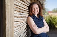 Climate scientist Katharine Hayhoe(Ashley Rodgers,Texas Tech)