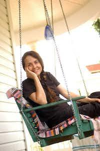 Naomi Shihab Nye in San Antonio in 2005.(Ha Lam/)
