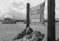 The Dallas Holocaust's exhibit of Ansel Adams' photographs of the Manzanar War Relocation Center will run through Aug. 14. (Ansel Adams/Library of Congress)
