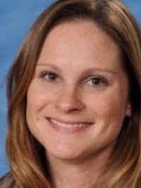 Heather Holland, a second-grade teacher at Bose Ikard Elementary School in Weatherford, died Sunday, apparently from complications from the flu.(handout)