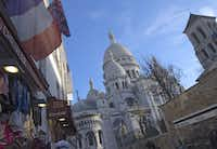 The Montmartre district's The City of Light is not only one of Europes most beautiful cities.(Jacques Brinon/AP)