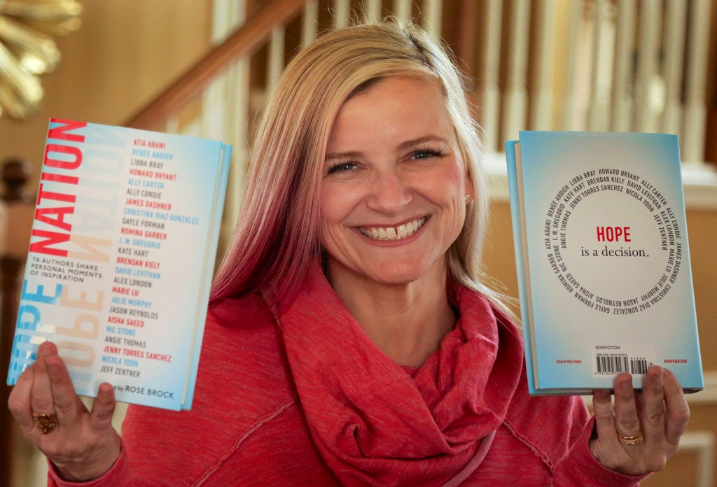 Texas Woman Taps Popular Young Adult Authors In New Book For Teens