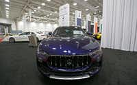 The Maserati Levante is one of the vehicles included in Park Place's new premium subscription service.(Jae S. Lee/Staff Photographer)