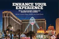 The 2015 National Fantasy Football Convention was advertised to take place at the Venetian Resort Hotel Casino.(Court records)