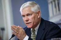 "<p>Pete Sessions, R-Dallas, said Saturday that ""there are people in Washington, D.C., that do not want America to be successful because they know that what's behind that is Donald J. Trump, Mike Pence and Republicans.""</p>(J. Scott Applewhite/The Associated Press)"