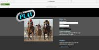NH Play is a New York company that accepts online gambling bets in horse races.