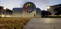 Ellsworth Kelly's  <i>Austin</i>(The Associated Press/Eric Gay )