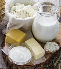"""<p><span style=""""font-size: 1em; background-color: transparent;"""">Dairy in all its forms can be good for you, but keep it non-fat or low-fat.</span></p>"""